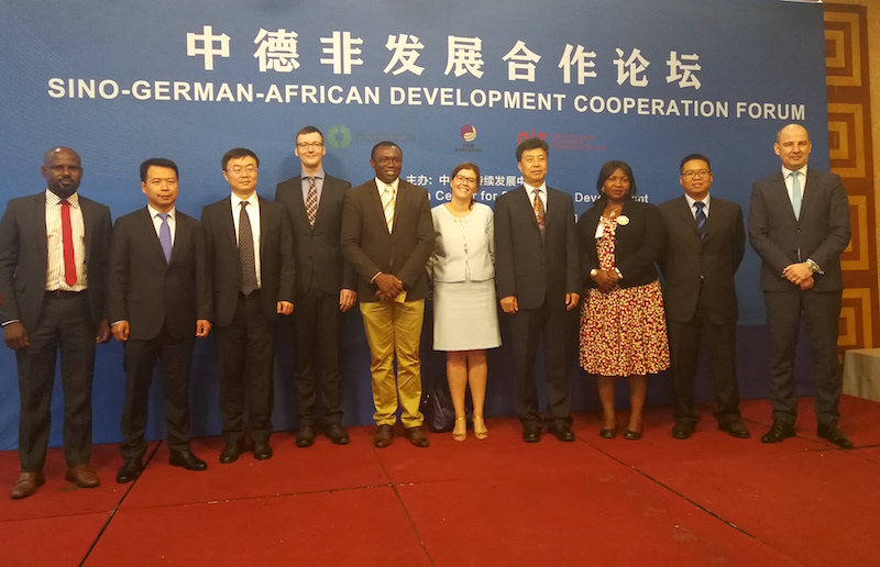 Sino-German Center fo Sustainable Development in Nigeria